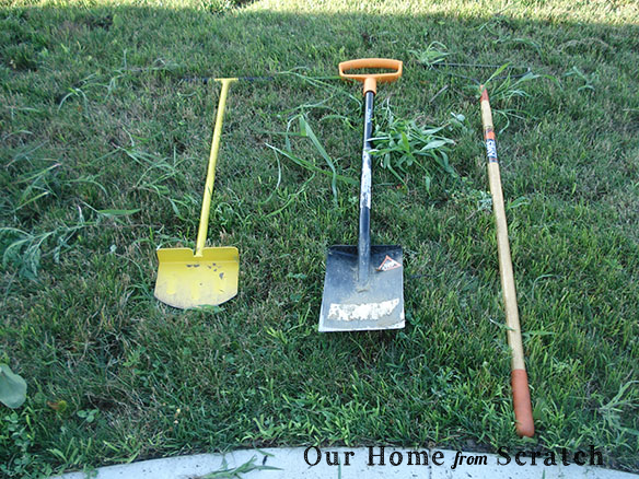 landscape lighting tools