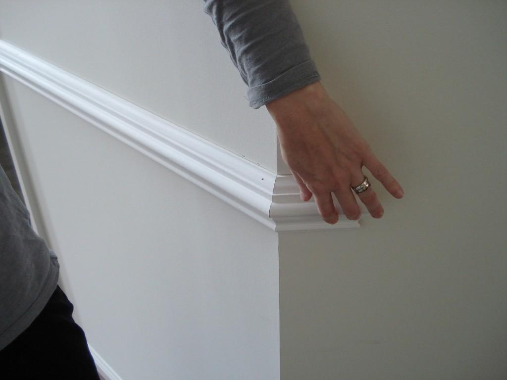 How To Install Trim >> Our Home From Scratch
