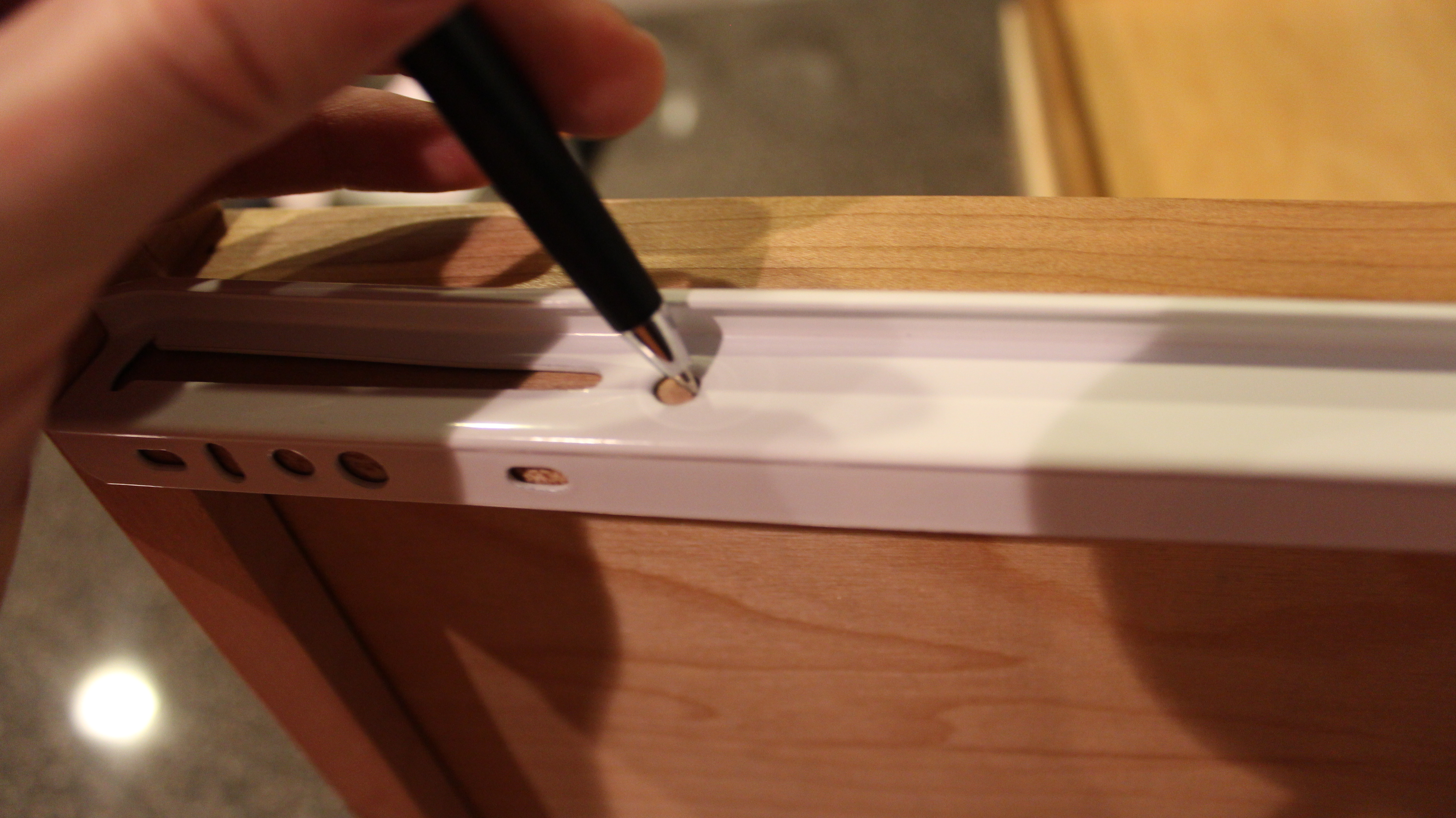 Replace kitchen cabinet drawer slides -  Replacement Drawer Slides For Kitchen Cabinets Cliff