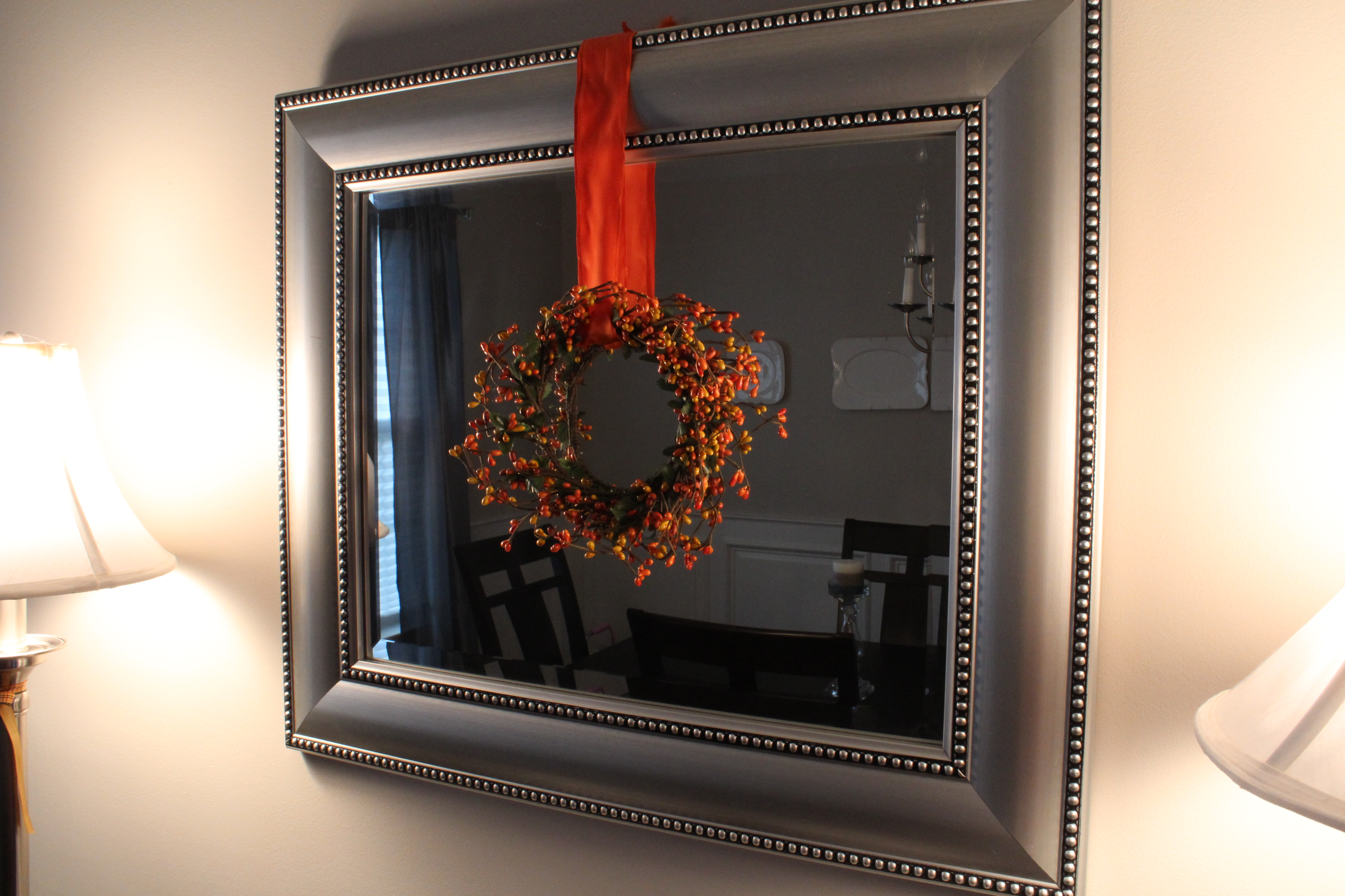 mirror-wreath