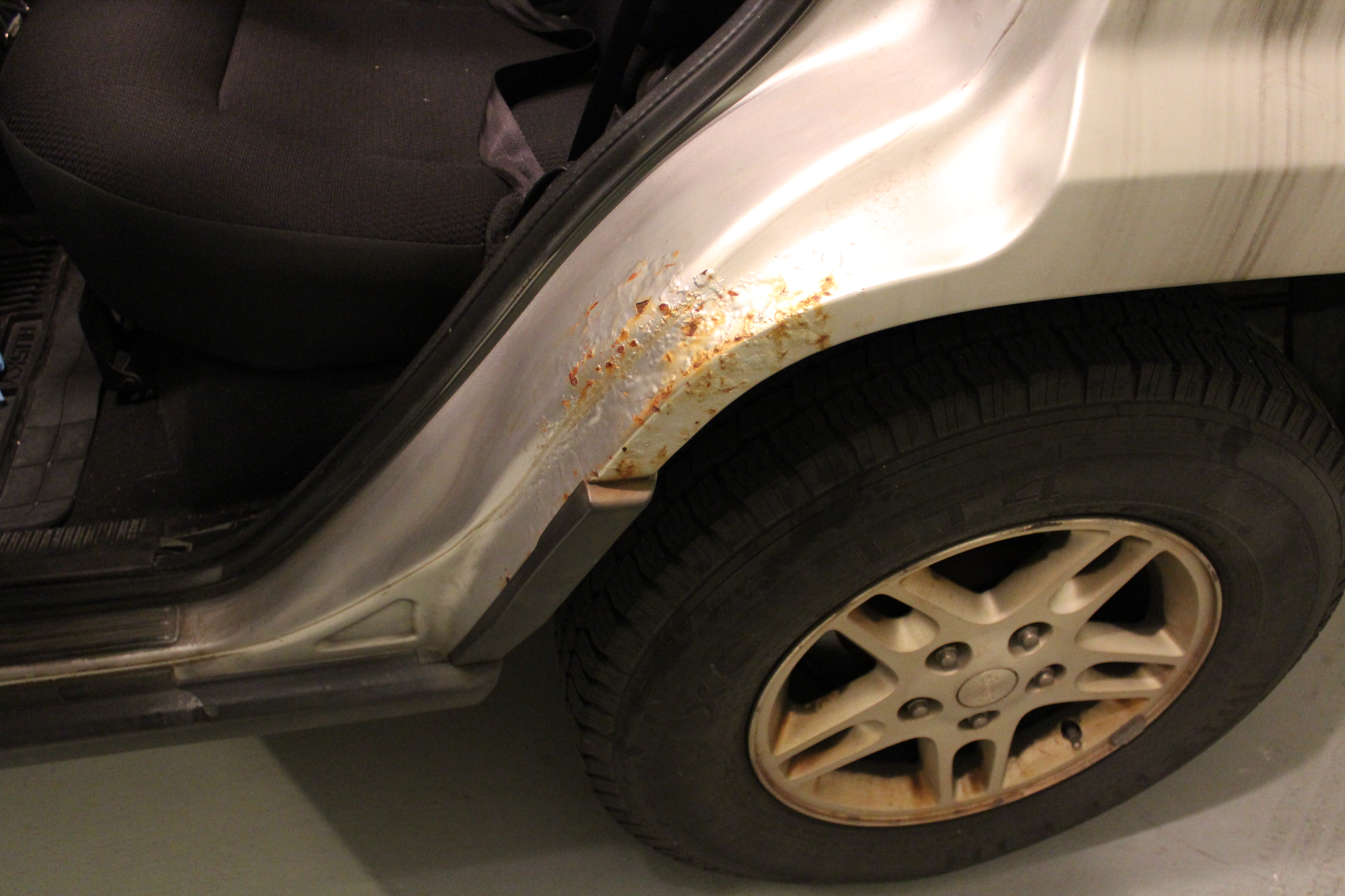 How bad is rust on a car frame - naejeclificb24\'s soup