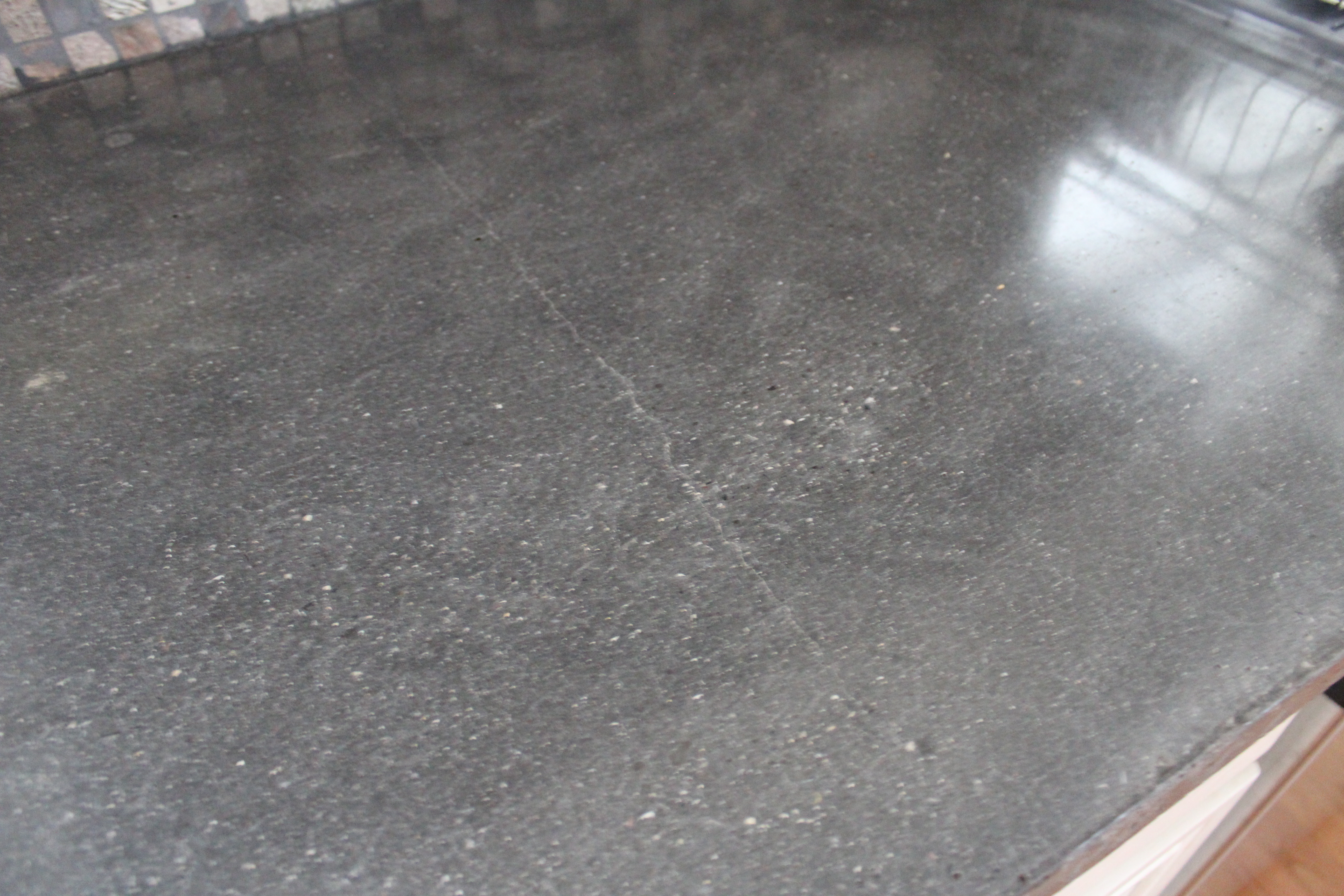 Concrete That Looks Like Soapstone Countertops : Our home from scratch
