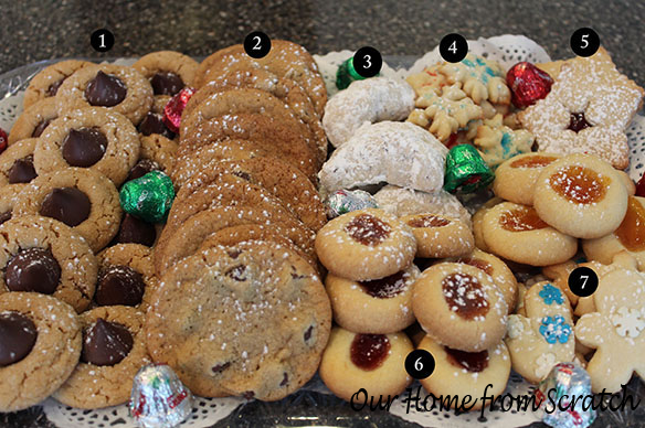 Italian Christmas Cookies Recipes With Pictures Traffic Club