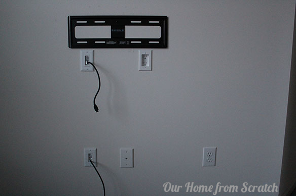 flat screen tv outlet 2