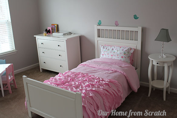 hemnes toddler bedroom
