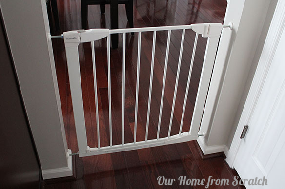 toddler gate
