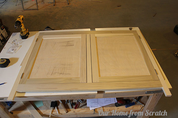 inset shaker doors : build cabinet door - Cheerinfomania.Com