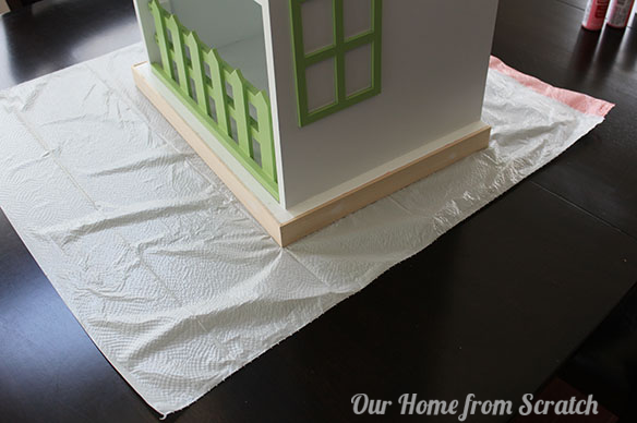 doll house fix