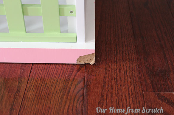doll house repair