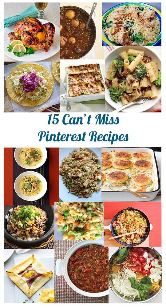pinterest food collage