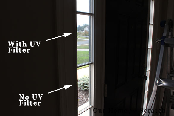 uv window filters