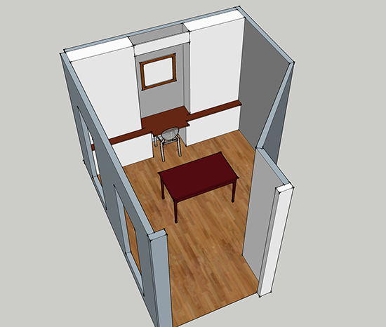office layout option 1