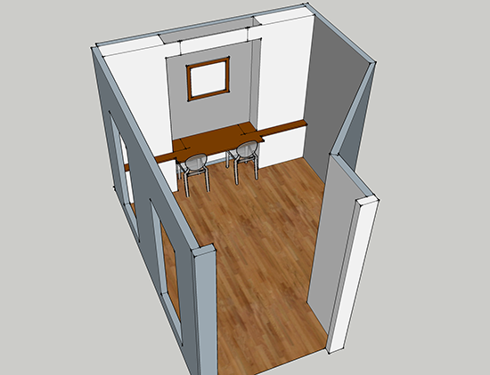 office layout option 2