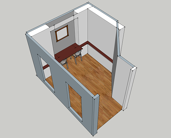 office layout option 3