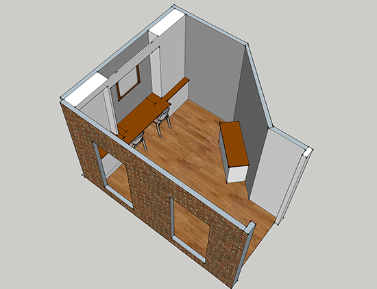 office layout option 4