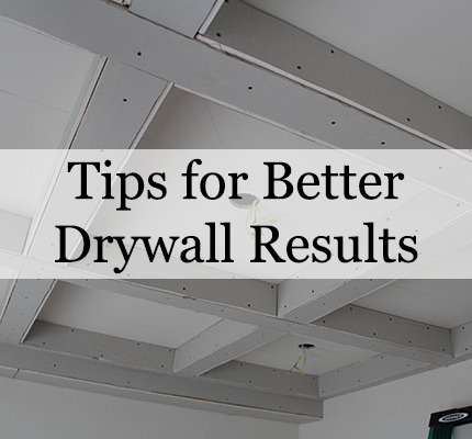 drywall-tips