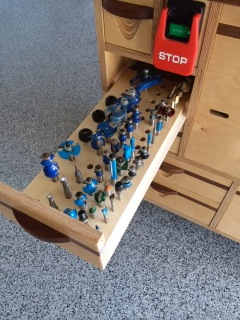 router bit drawers