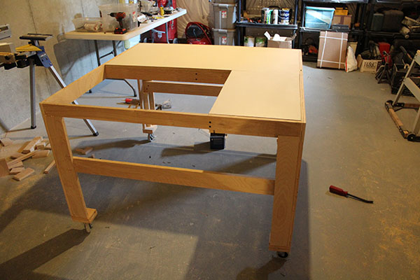 table saw workbench 3