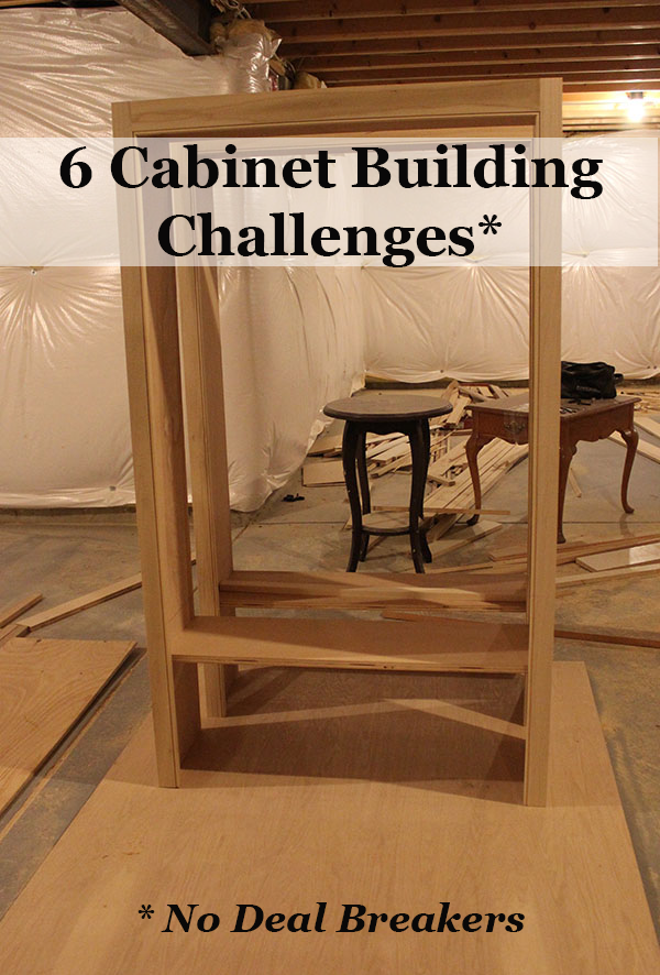 cabinet-building
