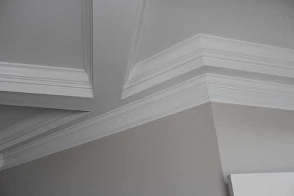 office coffered ceiling