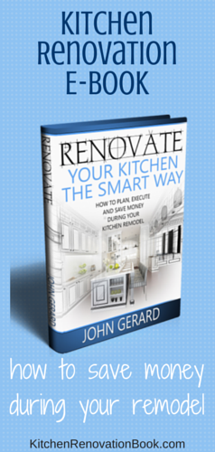 kitchen renovation book