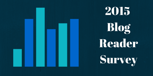2015 blog survey