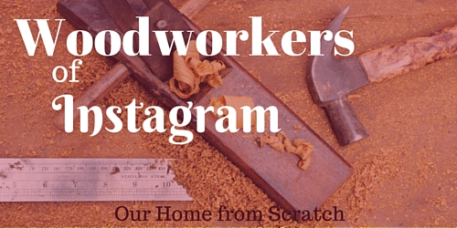 woodworkers of instagram #1