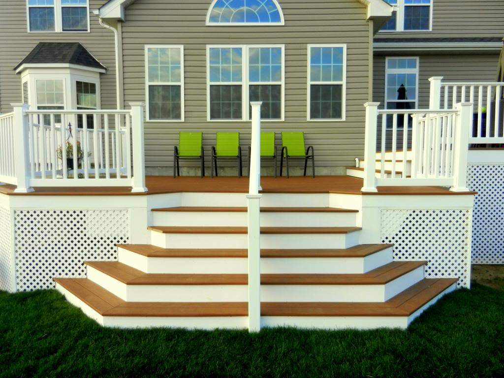 Your Deck Is Pretty Sweet How Long Did It Take To Build From Start Finish